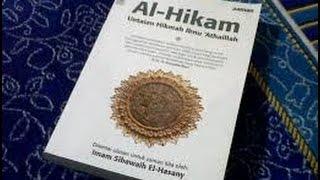 KAJIAN ISLAM SERI PENGAJIAN AL HIKAM :ADAB DALAM BERDOA- KH MOH DJAMALUDDIN AHMAD