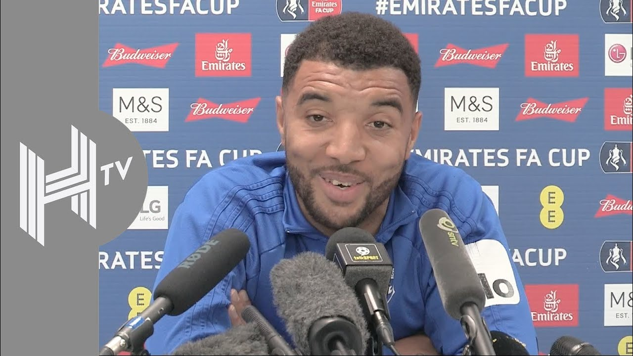 Troy Deeney: Win FA Cup and people will still say I'm rubbish ...