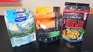 Witch Camping Food iṡ the Best? - Taste Test