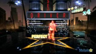 Michael Jackson Experience - Sunset Driver: Dance (Kinect)