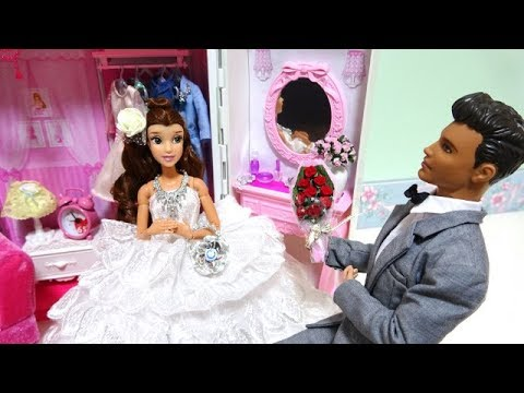 Mimi Princess House Disney Princess Belle Morning Routine