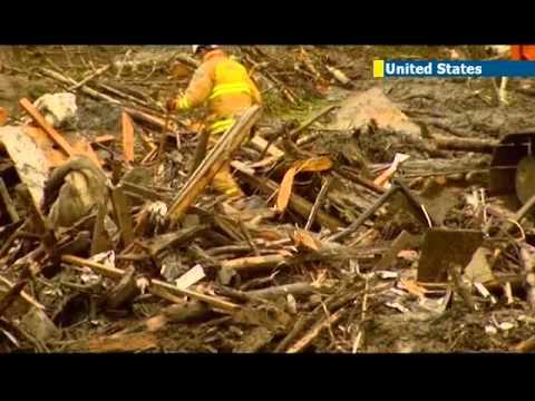 US mudslide death toll rises to 18: dozens still missing following Washington State tragedy