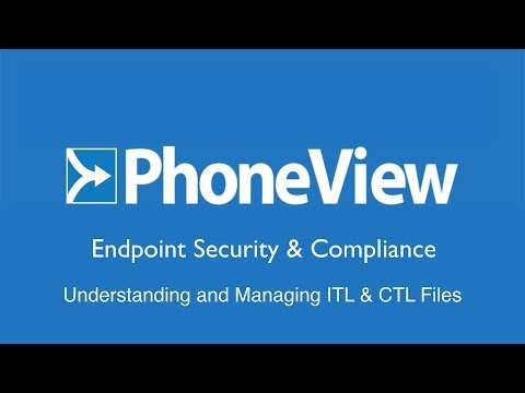 Understanding and Managing ITL & CTL Files