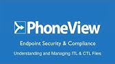 How to delete ITL file on 7975 Phone - YouTube