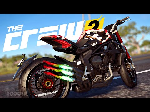 MV Agusta BRUTALE DRAGSTER 800 RR Tuning - The Crew 2