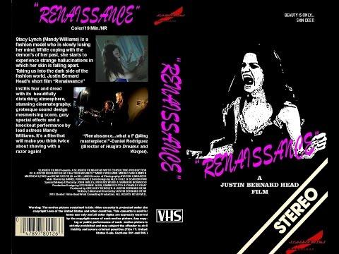 """Renaissance"" (2015) VHS Version 80's Style Short Body Horror Film"