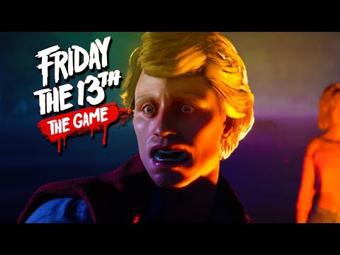 THE SMARTEST JASON EVER! - Friday the 13th Game with The Crew!