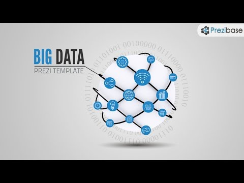 Big Data  Prezi Template  Youtube