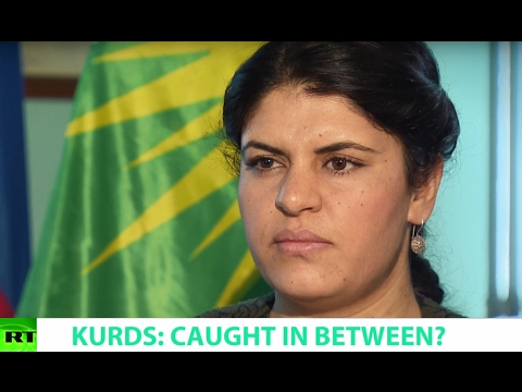 KURDS: CAUGHT IN BETWEEN? Ft. Dilek Ocalan, Turkish MP