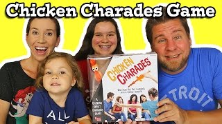 Chicken Charades Game By University Games
