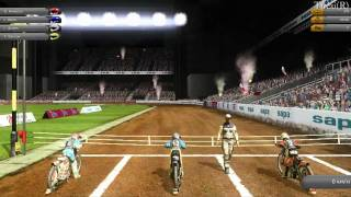 FIM Speedway Grand Prix 3 HD gameplay