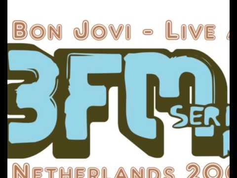 2000 - Bon Jovi - Live at Radio 3FM, Netherlands 2000 [AI]