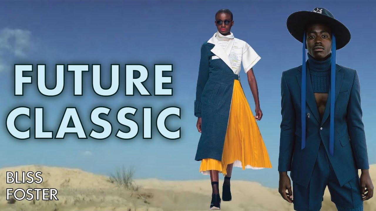 Thebe Magugu is Crucial - Best New Designer
