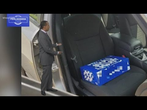 Big Rig - Case Of Beer = Child Booster Seat?