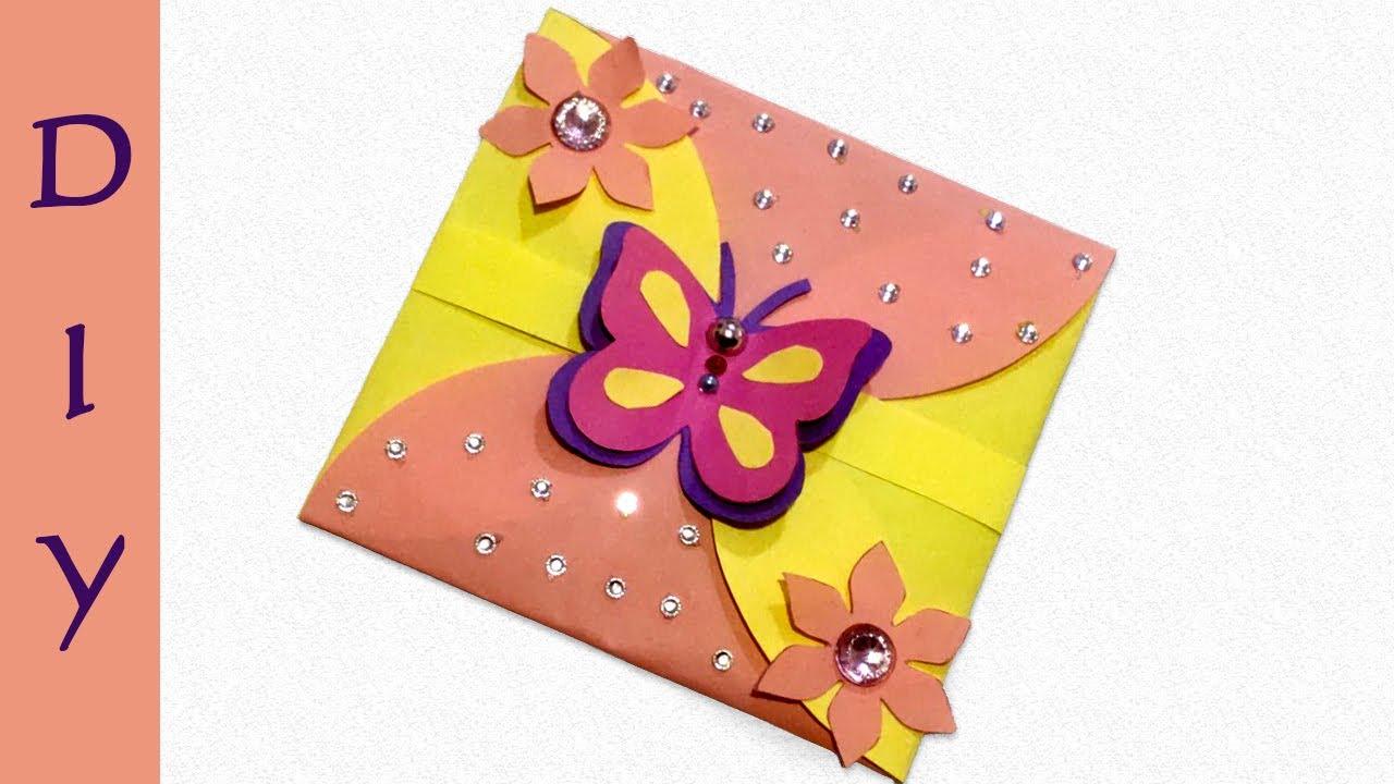 diy handmade greeting card  greeting card ideas for
