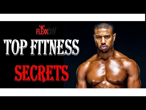 Fitness Tips By Michael B. Jordan : Preparing For Creed
