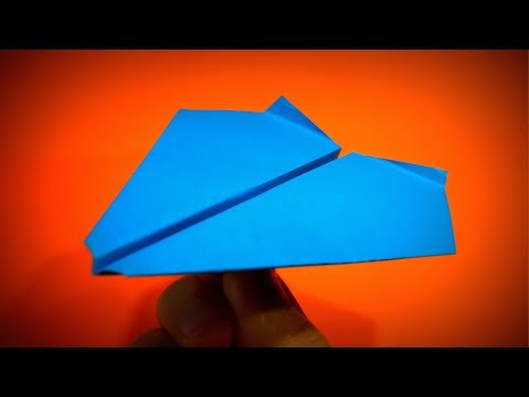 Origami Boomerang Airplane | How to Make a Paper Boomerang Airplane | Easy Origami ART Paper Crafts