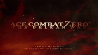 Ace Combat Zero: The Belkan War (Emulated) - M01: Glacial Skies
