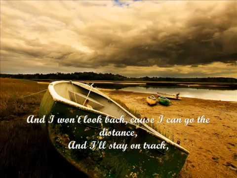 "Go the Distance by: Michael Bolton ""Lyrics"""