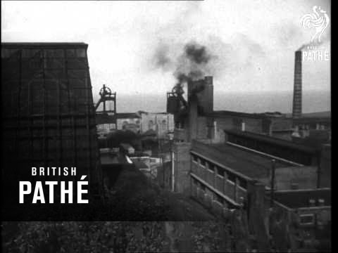 Eassington Colliery Disaster.  (1951)
