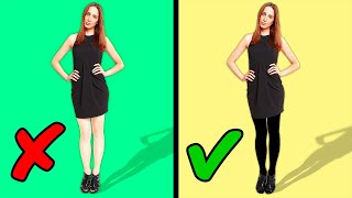 30 DRESSING TRICKS YOU SHOULD LEARN