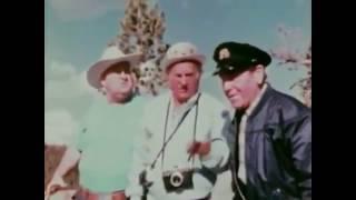 The Three Stooges~ last known Performance  of the Three Stooges