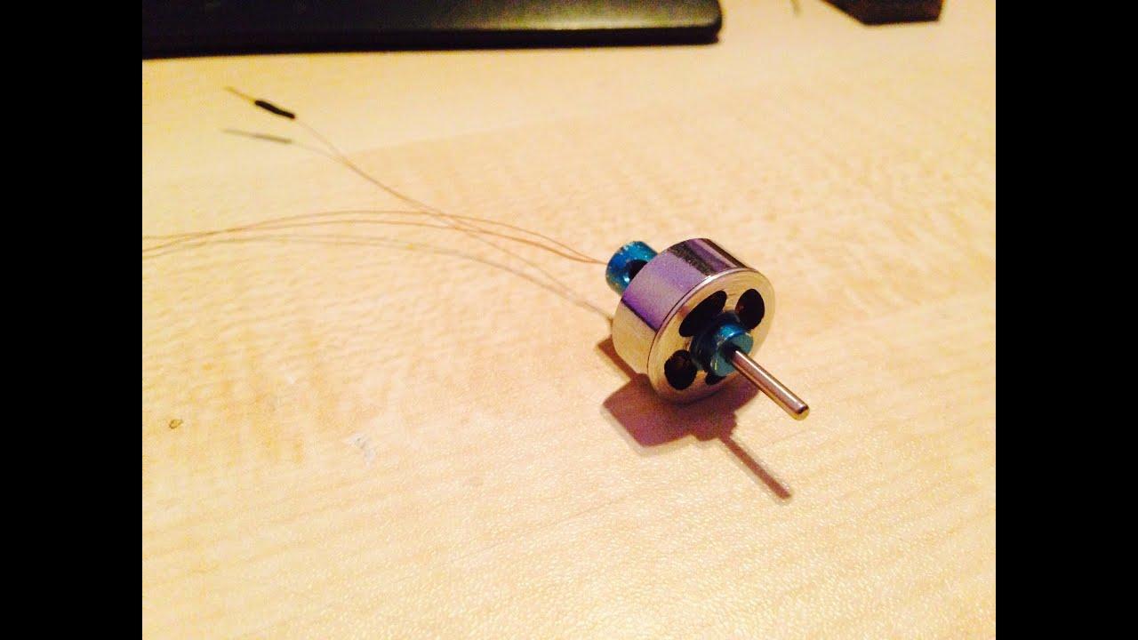 Winding A Brushless Motor Youtube 12 Pole Dc Diagram Wiring