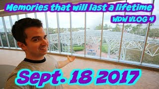 Memories that will last a Lifetime ✨ VLOG 4 | Sept. 2017 | Walt Disney World