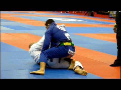 Andre Galvao vs. Xande Ribeiro - Absolute Semi Finals - 2012 WPJJC