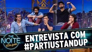 Baixar The Noite (15/07/16) - Entrevista com #PartiuStandUp