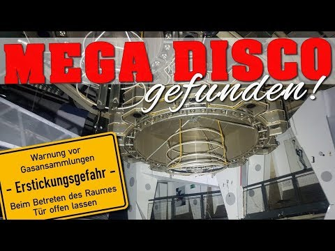 GEHEIMRAUM IN DER DISCO MIT FOTOS | LOST PLACE | URBEX | ABANDONED PLACES