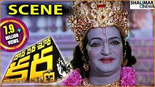 Sri Krishna Went to Kauravas As Messenger to do Sandhi Between Kauravas & Pandavas