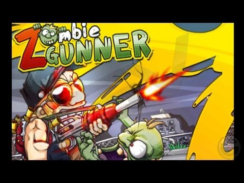 Zombie Gunner - iPhone & iPad Gameplay Video