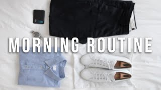 Morning Routine | Men