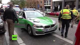 Horrorjob Polizist: Vier Angriffe in einer Nacht in Regensburg auf Beamte