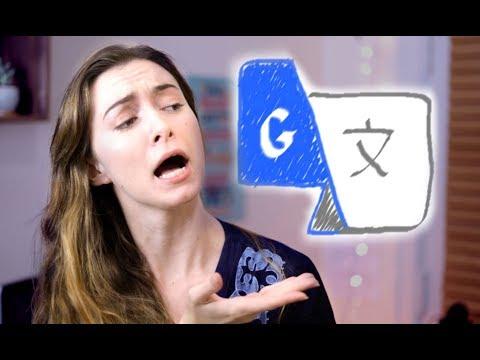 Google Translate: An Original Song