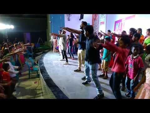 Zumba dance at 104 MyFm kitty party Palus