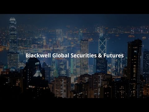 Blackwell Global Hong Kong - Securities and Futures Grand Opening Video January 2017