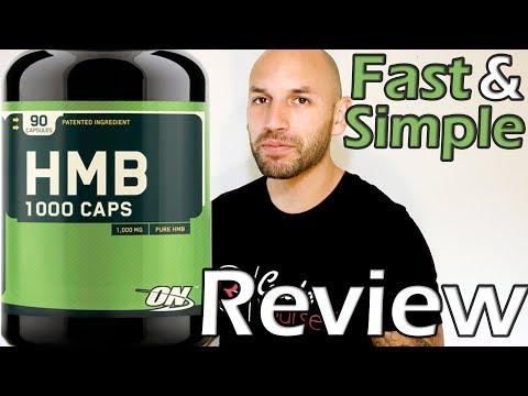 HMB Supplement | Optimum Nutrition Review