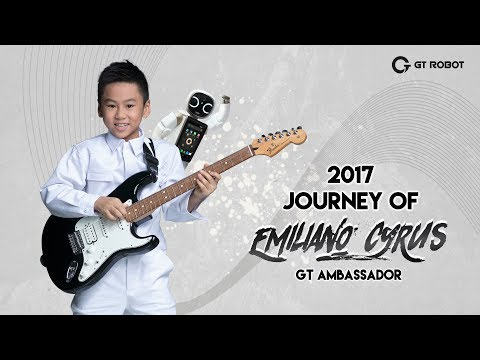 Emiliano Cyrus_GT Robot Ambassador_2017 Journey