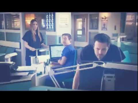 Holby City - Jac and Ollie - Poison and Whine