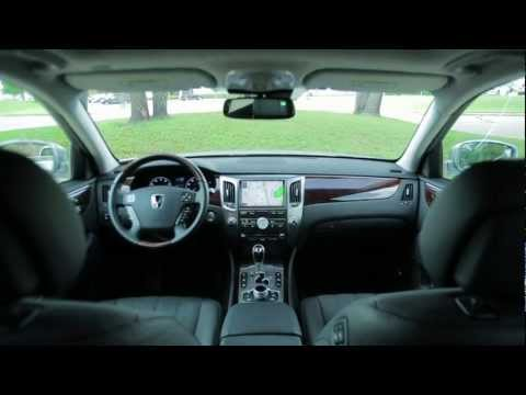 2012 Hyundai Equus Reviews Auto News Car Pro