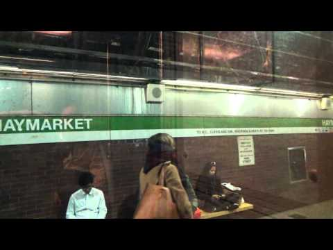 MBTA Green Line E Branch FULL RIDE (Lechmere to Heath Street