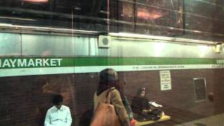 MBTA Green Line E Branch FULL RIDE (Lechmere to Heath Street)