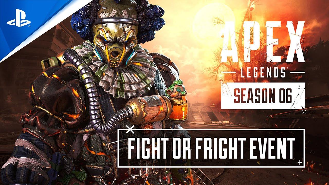 Apex Legends – Walcz lub płacz: zwiastun wydarzenia | PS4