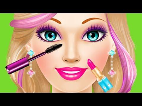 Fun Girl Care Games - Magic Princess Spa Makeup Makeover Dress Up Pet Pony Kids & Girls Games