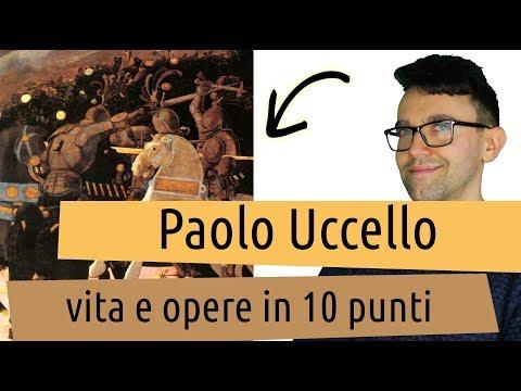 Paolo Uccello: Vita E Opere In 10 Punti