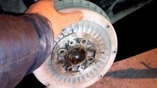 видео Тормозная система в ВАЗ 2107