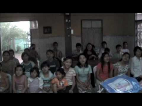Myanmar - Children's home and zoo trip