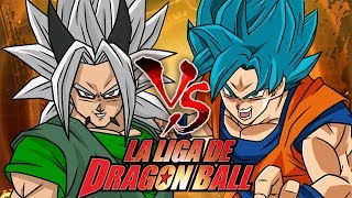 ZAIKO VS GOKU SSB - La Liga de Dragon Ball